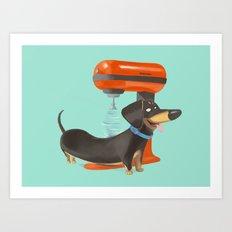 The Secret Life of Pets Art Print