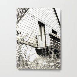 Ghosthouse Metal Print