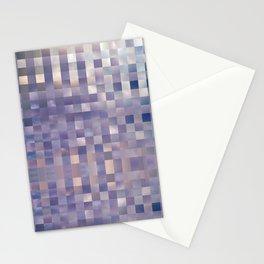 Checkerboard Sky Stationery Cards