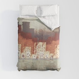 City Rain Comforters