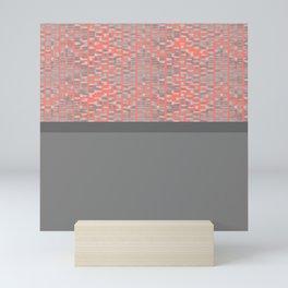 Guja (Coral) Mini Art Print