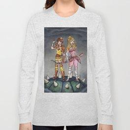 Peach & Daisy Koopa Killers Long Sleeve T-shirt