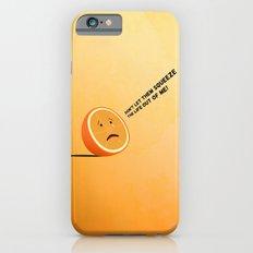 Orange Juice Slim Case iPhone 6s