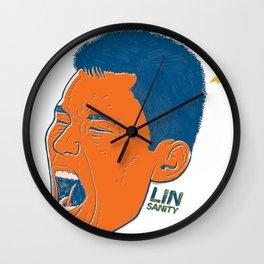 Jeremy Lin — Linsanity Wall Clock