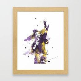 Linoel Framed Art Print