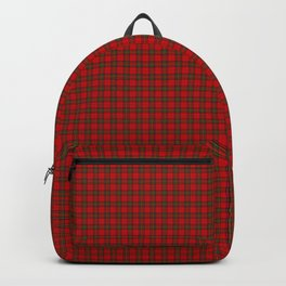 Clan Stewart Tartan Backpack