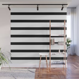 Earn Your Stripes Wall Mural