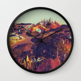 SBRBÏA Wall Clock
