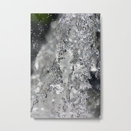 Water13 Metal Print