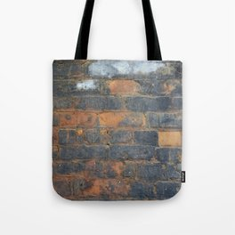 Burned Brick Tote Bag