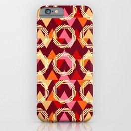 Wild and Happy iPhone Case
