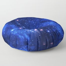 The Sky Full of Stars Floor Pillow