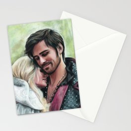 A Quiet Moment In Camelot Stationery Cards