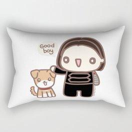Bucky & Dodger Rectangular Pillow