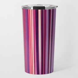 Striped Travel Mug