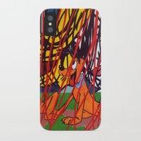 lichtenstein iPhone & iPod Cases featuring LICHTENSTEIN/PLUTO by Brandon Neher