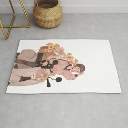 Mona's Delivery Service Rug