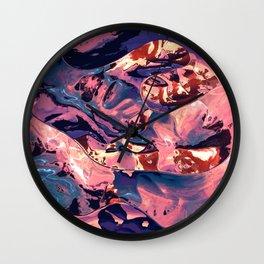 Help the light escape Wall Clock