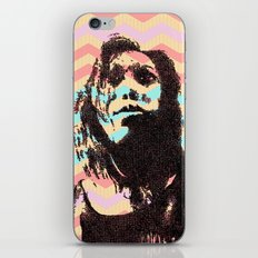 The Darkness & Beauty iPhone & iPod Skin