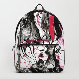 Red Rabbit Backpack