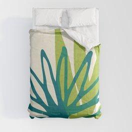 Whimsical Greenery Comforters