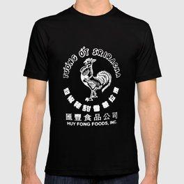 Sriracha  T-shirt
