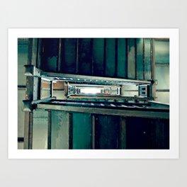 Stairway to Heaven, Brooklyn Art Print