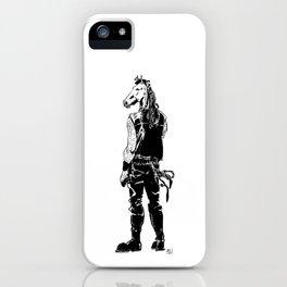 Horsepower iPhone Case