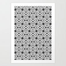 Simple Zoot 5 Art Print