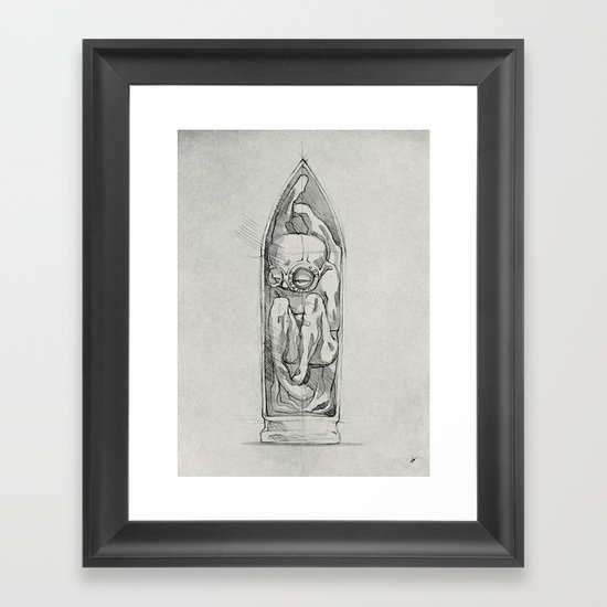 SoUL I. Framed Art Print