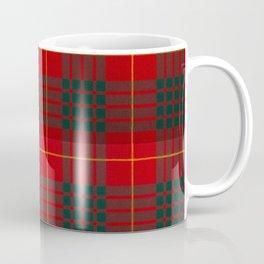 CAMERON CLAN SCOTTISH KILT TARTAN DESIGN Coffee Mug