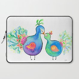 Peacock Fam Laptop Sleeve