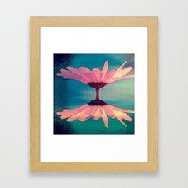 Choose your Path Framed Art Print
