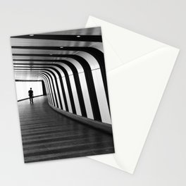 Futuristic Underground Stationery Cards