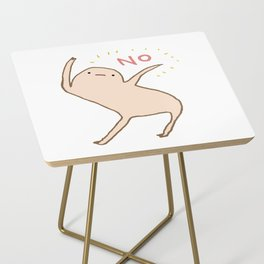 Honest Blob Says No Side Table