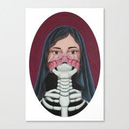 Layers Canvas Print