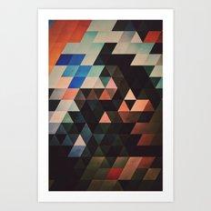 dydmwze Art Print