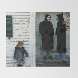 Brand New - The Devil And God Are Raging Inside Me Throw Blanket