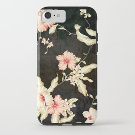 VINTAGE FLOWERS III - for iphone iPhone Case