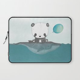 A Friendship of the Sea Laptop Sleeve