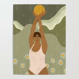 I Have The Sun Poster