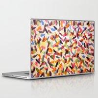 sprinkles Laptop & iPad Skins featuring Sprinkles by Rachel Butler