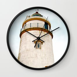 Guia Lighthouse Wall Clock