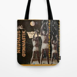 Men in the Moon Tote Bag