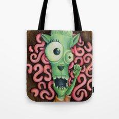 Monster 1: Floyd. Tote Bag