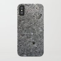 concrete iPhone & iPod Cases featuring concrete by Seed Margarita