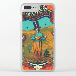 dead and company Clear iPhone Case