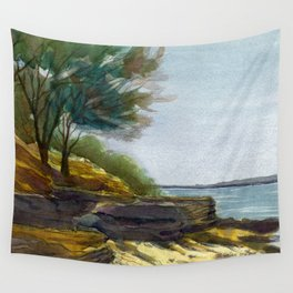 Retreat Wall Tapestry