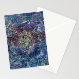 Tiger Flight Stationery Cards
