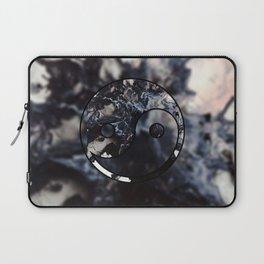 Ying Yang Pattern Laptop Sleeve